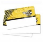 Time Employee Time Cards Seq 201-250 - Barcode card (pack of 50) - for WaspTime BC100 Barcode Time Clock
