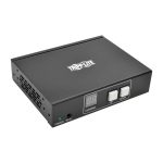 HDMI A/V w RS-232 Serial IR Control over IP Receiver 1080p 60hz - Video/audio/infrared/serial extender - HDMI - up to 328 ft - TAA Compliant