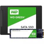 WD TDSourcing Green PC SSD - Solid state drive - 240 GB - internal - M.2 2280 - SATA 6Gb/s