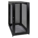 Lite 25U Smartrack Premium Enclosure (No Side Panels Included) - 19 inch 25U Wide - Black