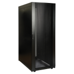 Lite 45U SmartRack Deep and Wide Premium Enclosure (Includes Doors and Side Panels) - 19 inch 45U Wide - Black