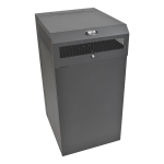 SmartRack 16U Wall-Mount Rack Enclosure Cabinet Low-Profile Retail
