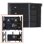 UPS Smart Online 12000VA 8400W Rackmount 208/240/120V 12kVA Manual Bypass Hot Swap USB DB9 8URM - UPS - AC 120/208/240 V - 8.4 kW - 12000 VA - RS-232 - output connectors: 13 - 4U - 19 inch - black