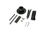 GROMMET MOUNT BASE FOR DS100 POLE.ADAPTS ANY DS100 FOR ATTACHMENT THROU