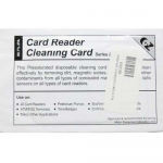 MICRImage Reader Cleaning Card - 1 Pack