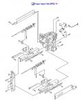 LaserJet 9040 9050 Paper Pickup Assembly