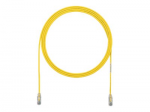 TX6-28 Category 6 Performance - Patch cable - RJ-45 (M) to RJ-45 (M) - 12 ft - UTP - CAT 6 - booted halogen-free snagless stranded - yellow