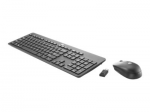 Slim - Keyboard and mouse set - wireless - 2.4 GHz - US - for EliteBook; EliteBook Folio; Pro Tablet 610 G1; ProBook; Spectre Pro x360 G2; Stream; ZBook
