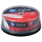 4.7 16x DVD-Rs 25-ct