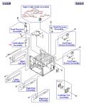 Latch mount assembly