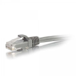 75ft Cat6 Snagless Unshielded (UTP) Ethernet Network Patch Cable - Gray - Patch cable - RJ-45 (M) to RJ-45 (M) - 75 ft - CAT 6 - molded snagless stranded - gray