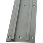 Wall Track - Wall track - silver - 2.2 ft - for Flat Panel Monitor ARMS 200, 300, DS100, DS400, FX Series, HD Combo, Vertical Lift Series
