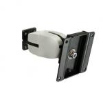 100 Series Pivot Double - Mounting kit (double pivot) for flat panel - gray black