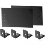 Cable management trough end cap - black - for P/N: AR3130 AR3140 AR3150 AR3200 AR3300 AR3307 AR3340 AR3347 AR3350 AR3357