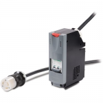 IT Power Distribution Module - Automatic circuit breaker (plug-in module) - AC 208 V - output connectors: 1 - black - for P/N: SY40K100F-NB SY50K100F-NB SY60K100F-NB SY70K100F-NB SY80K100F-NB SY90K100F-NB