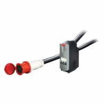 IT Power Distribution Module - Automatic circuit breaker ( plug-in module ) - AC 230 V - output connectors: 1
