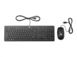 Slim - Keyboard and mouse set - USB - US - Smart Buy - for HP 245 G7 340 G5 EliteBook x360 Mobile Thin Client mt45 ZBook 15 G6 17 G6
