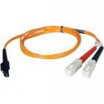 5M Duplex Multimode 62.5/125 Fiber Optic Patch Cable MTRJ/SC 16 16ft 5 Meter - Patch cable - SC multi-mode (M) to MT-RJ multi-mode (M) - 5 m - fiber optic - 62.5 / 125 micron - orange