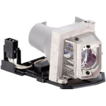 Replacement Lamp For Dell 1410X OEM# 468-8979 200 WATT 3000 Hrs - 200 W Projector Lamp - OSRAM - 3000 Hour Standard