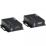 Box 3D HDMI CATx Extender - 1 Input Device - 1 Output Device - 200 ft Range - 2 x Network (RJ-45) - 1 x HDMI In - Wall Mountable