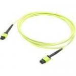 Crossover cable - MPO/UPC multi-mode (F) to MPO/UPC multi-mode (F) - 25 m - fiber optic - 62.5 / 125 micron - OM1 - halogen-free - orange