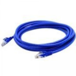 Patch cable - RJ-45 (M) to RJ-45 (M) - 2 ft - UTP - CAT 6 - snagless - blue