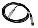 Telesis Network Cable - for Network Device - 22.97 ft - 1 x SFP+ Male Network - 1 x SFP+ Male Network