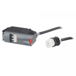 IT Power Distribution Module - Automatic circuit breaker (plug-in module) - AC 208 V - 3-phase - output connectors: 1 - for Symmetra PX 100kW 10kW 20kW 30kW 40kW 50kW 60kW 70kW 80kW 90kW