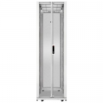 NetShelter SX Deep Enclosure with Sides - Rack - cabinet - white - 42U - 19 inch