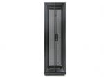 NetShelter AV Enclosure with Sides and 10-32 Threaded Rails - Rack - black - 42U