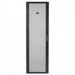 NetShelter SV Perforated Flat Door - Rack door - black - 42U - for P/N: NBPD0160A NBWL0355A SMX3000HV-BR SRT1000RMXLI SRT1000RMXLI-NC SRT1500RMXLA-NC