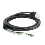 InfraStruXure Whips - Power cable - bare wire to NEMA L6-30 (F) - 41 ft - black - Canada United States - for InfraStruXure PDU