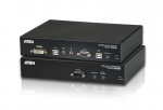 DVI Optical KVM Extender - 1 Computer(s) - 1 Local User(s) - 1 Remote User(s) - 1968.50 ft Range - 8 x USB - 3 x DVI - Rack-mountable