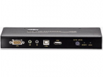 THE CE800 USB CONSOLE EXTENDER ALLOWS ACCESS TO A COMPUTER OR USB KVM FROM A REM