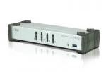 4Port USB 3.0 DisplayPort KVMP Switch support up to 3840x2160 at 30Hz Retail