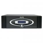 AV S Type Power Conditioner S20 - UPS - AC 120 V - 1.25 kW - 1500 VA - Ethernet 10/100 RS-232 USB - output connectors: 12 - 3U - black