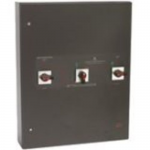 Bypass switch - AC 208 V - 40 kW - gray - for Silcon SL40KF