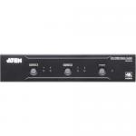 2X2 4K HDMI MATRIX SWITCH HDMI TYPE A FEMALE (BLACK) TO HDMI TYPE A FEMALE (BLA