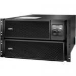 Smart-UPS SRT 8000VA RM - UPS (rack-mountable) - AC 230 V - 8000 Watt - 8000 VA - Ethernet 10/100 USB - output connectors: 14 - 6U - black