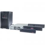Smart-UPS 5000VA Rack-mountable UPS - 5000VA/4000W - 9.4 Minute Full Load - 12 x NEMA 5-20R - Battery/Surge-protected 2 x NEMA L6-20R - Battery/Surge-protected