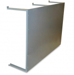 WIND BAFFLE FOR CHILLER SIZE 77 TO 97 KW