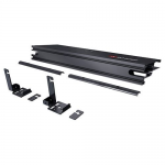 Thermal Containment - Rack panel mounting rail - ceiling mountable