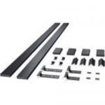 Thermal Containment Door Post 900 - 1200mm (36 - 48in) Aisle Width - Rack extension kit