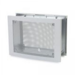 Air intake grille - ceiling mountable wall mountable - white