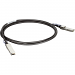 QSFP+ Network Cable - QSFP+ for Network Device - 9.84 ft - 1 x SFF-8436 QSFP+ - 1 x SFF-8436 QSFP+