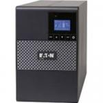 5P 1550 Global Tower - UPS - AC 230 V - 1100 Watt - 1550 VA 9 Ah - RS-232 USB - output connectors: 8 - black silver