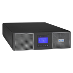 9PX - UPS - AC 200/208/220/230/240 V - 7.2 kW - 8000 VA - Ethernet 10/100 RS-232 USB - PFC - 9U - 19 inch - black silver - with 11 kVA Extended Battery Module 11 kVA HotSwap Maintenance Bypass and 5 kVA Transformer