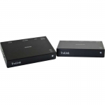 HDMI + Serial RS232 over Cat Extender Box Transmitter to Box Receiver Kit - Video/audio/serial extender - up to 300 ft