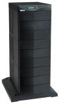 9170+ 6-slot cabinet - UPS - AC 208/240 V - 6000 VA - output connectors: 16 - white