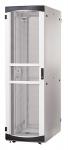 RS Enclosure Network - Rack - cabinet - white black trim - 45U